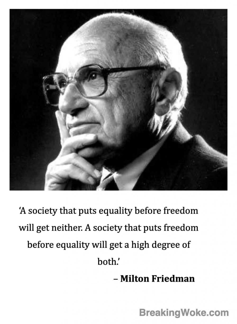 Freedom and Equality