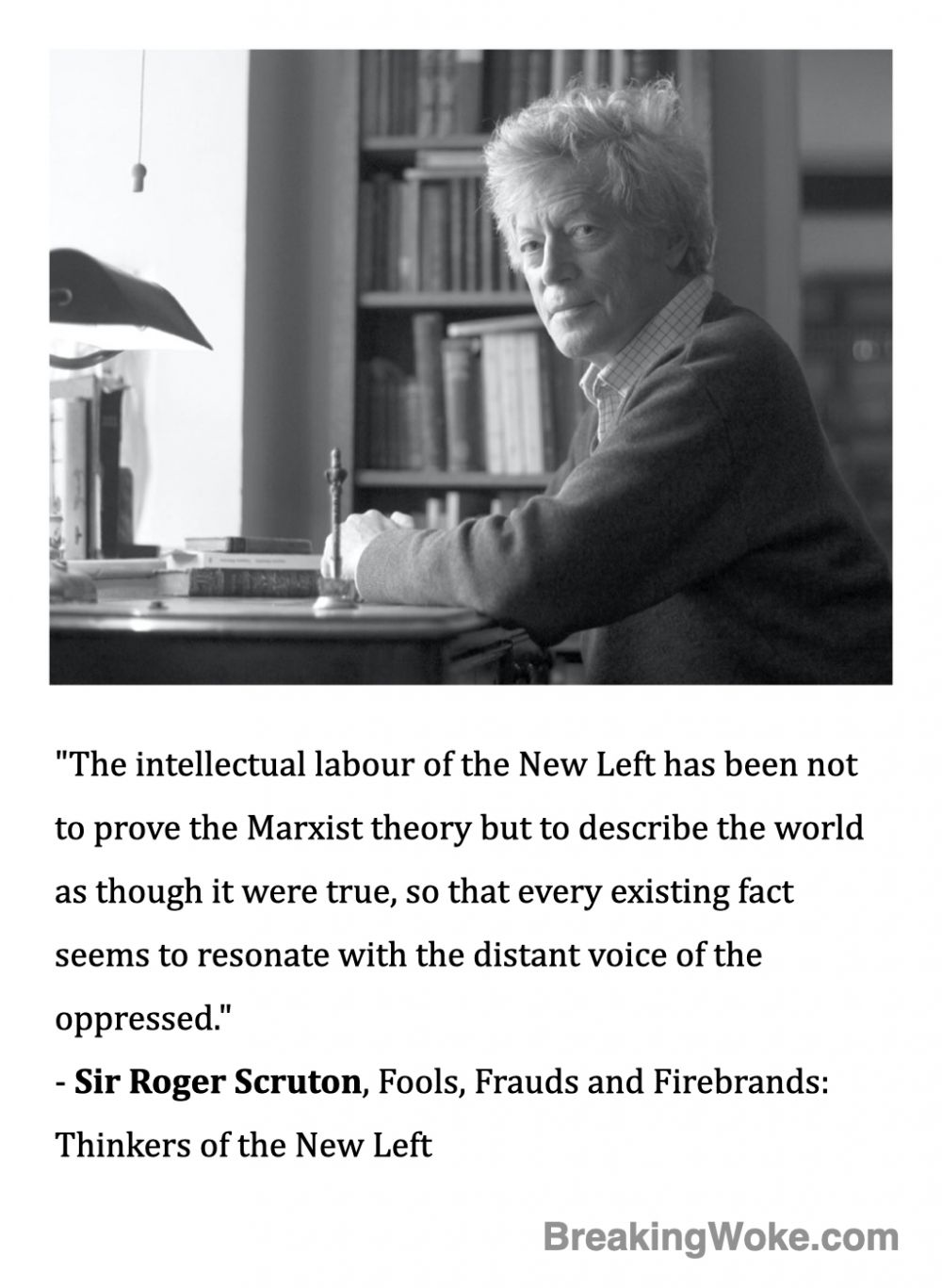 Roger Scruton - Fools, Frauds and Firebrands